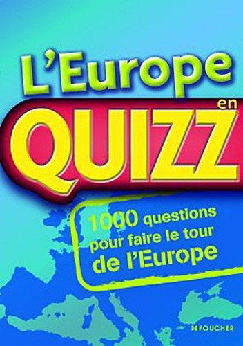 L'Europe en Quizz