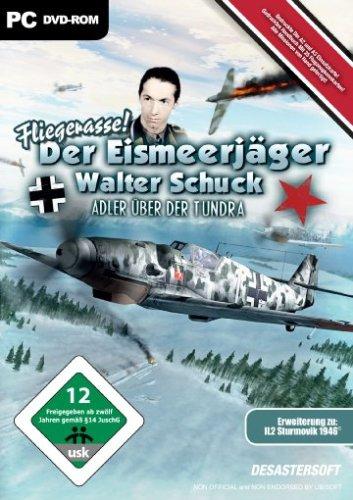 Fliegerasse! Der Eismeerjäger - Walter Schuck - Erweiterung (Add On) zu IL - 2 Sturmovik 1946 - [PC]