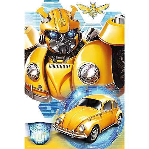 Puzzles – 100 – Bumblebee – Transformation