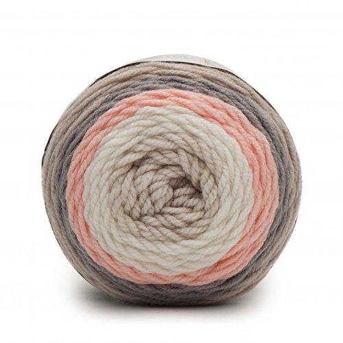 Caron Baby Cakes Self-Striping Yarn ~ 3.5 oz Cakes by The Each (Dreamy Peach)