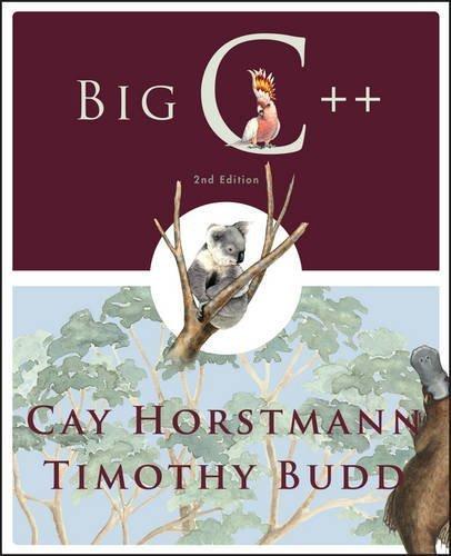 Big C, 2nd Edition by Cay Horstmann Timothy Budd(1988-11-01)