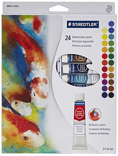 Staedtler Watercolor Paint Set, 9 Fl Oz