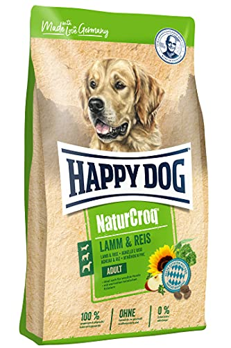 Happy Dog Premium NaturCroq Lamm & Reis 1 kg