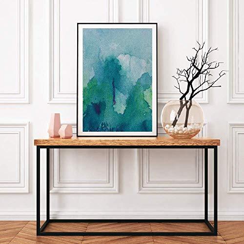 ARTPRIME Lámina para enmarcar Decorativa, Cuadro Decorativo salón Moderno Abstracto Vintage impresión de Calidad Papel 250Gr