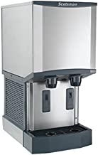 Scotsman HID312A-6 Air Cooled Countertop Nugget Ice Machine & Water Dispenser (up to 260 lbs per 24 hrs/12 lb bin storage) 230V/50/1