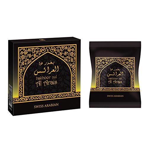 Oud Al Arais Resin Bakhoor (40g)