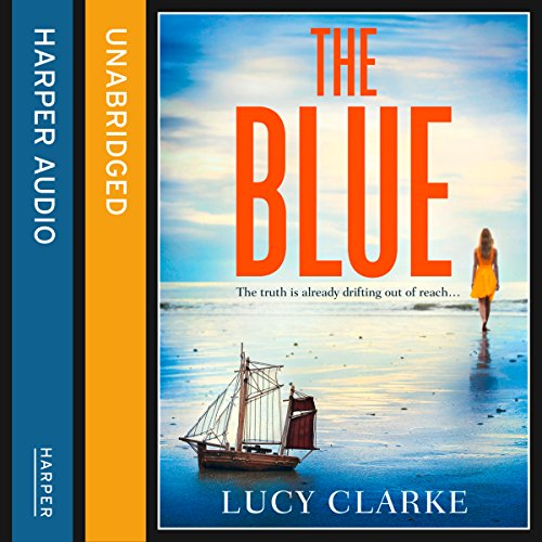 The Blue audiobook cover art