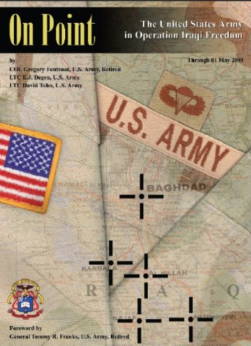 ON POINT : The United States Army in Operation IRAQI FREEDOM (English Edition)