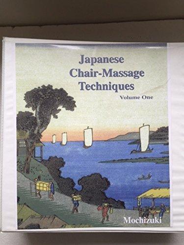 Japanese Chair-Massage Techniques