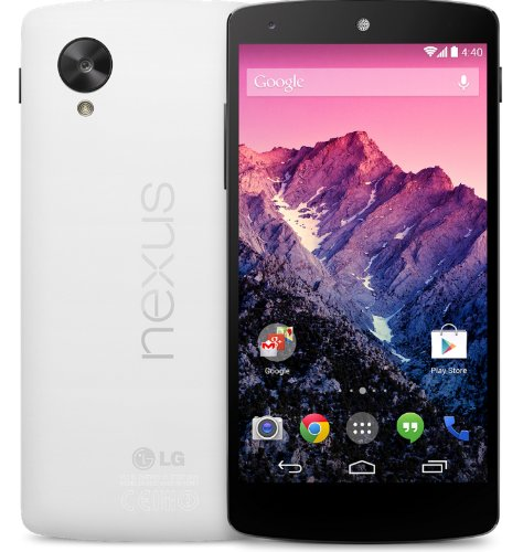 【SIMフリー】Google Nexus 5 2013 (Android 4.4/ 4.95 inch) (32GB, ホワイト) [並行輸入品]