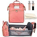 Bolsa de pañales mochila para madre y bebé bolsa de cuna multifuncional bolso para el cuidado de la mujer embarazada bolso para cochecito de bebé moda 2020 nuevo