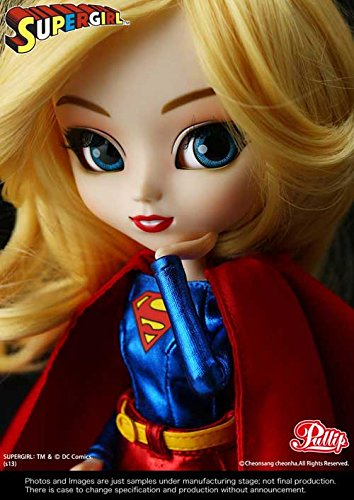 Pullip Groove San Diego Comic Con Exclusive SDCC Supergirl
