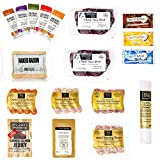 MeatCrafters Variety Box, Fresh Duck & Pork Sausages, Cured Salami, Skinny Salamis, Bacon,...