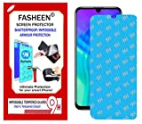 FASHEEN ASUS ZENFONE 3 DELUXE ZS570KL Tempered Glass 9H Hardness Shatterproof Impossible Screen Protector for ASUS ZENFONE 3 DELUXE ZS570KL