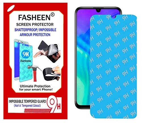 FASHEEN SONY XPERIA 1 PROFESSIONAL Tempered Glass 9H Hardness Shatterproof Impossible Screen Protector for SONY XPERIA 1 PROFESSIONAL