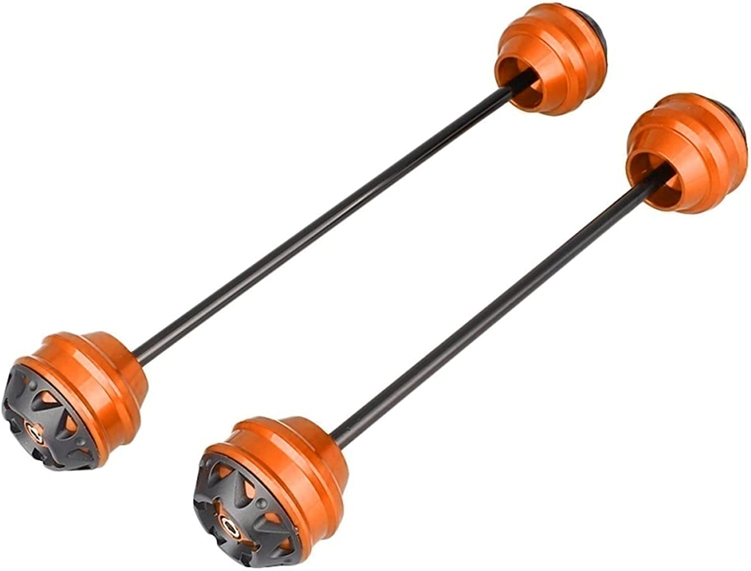 Max 61% OFF JHDS Motorcycle Falling It is very popular Protection Front Rear Sliders Axle Fork