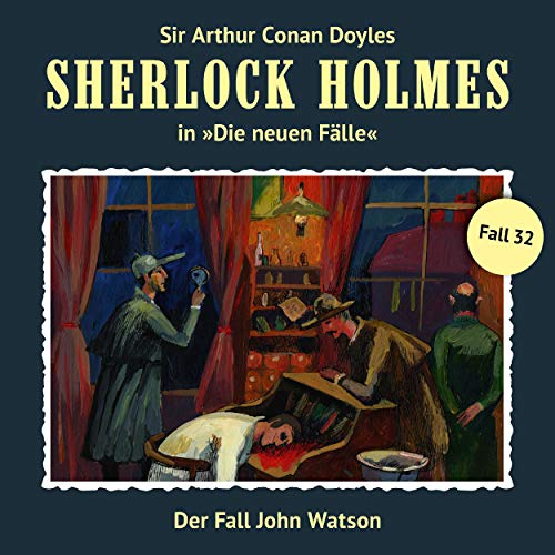 Die neuen Fälle, Fall 32: Der Fall John Watson