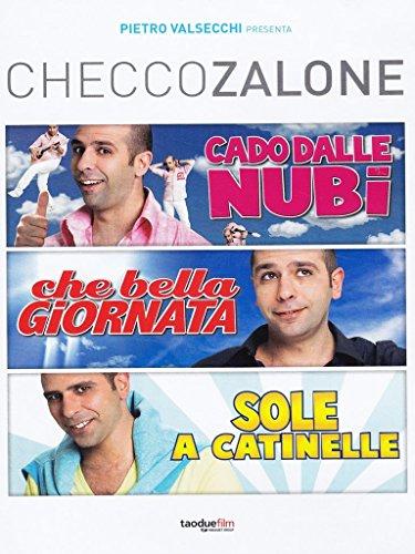 Checco Zalone - La triloggia [3 DVDs] [IT Import]Checco Zalone - La triloggia [3 DVDs] [IT Import]