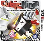 3DS Cubic Ninja - Nintendo 3DS Standard Edition
