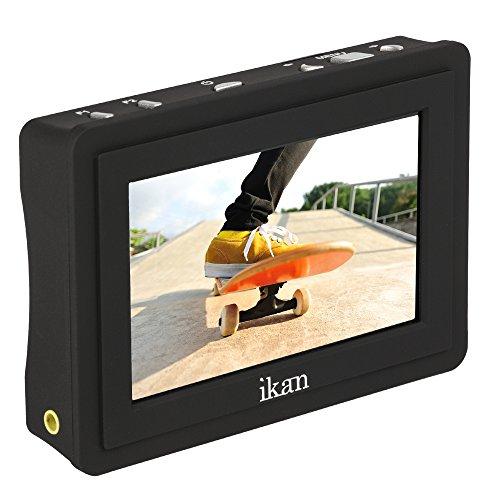 IKAN VL35 HDMI Kamera-LCD-Monitor, 12V Netzteil schwarz