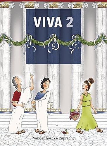VIVA 2: Lehrgang f|r Latein ab Klasse 5 oder 6 (German Edition) by Verena Bartoszek (2013-08-14)