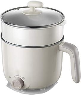 CJTMY Dortoir étudiant Petit Pot, ménagers Multifonctions Hot Pot, Nouilles Cuisson électrique Pot, Pot intégré Petit élec...