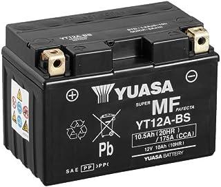 Batterie YUASA YT12A BS (WC) AGM geschlossen, 12V|10Ah|CCA:175A (150x87x105mm) für Kawasaki Z1000 SX/ABS Baujahr 2015