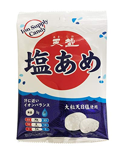 天塩 塩あめ 75g ×6袋