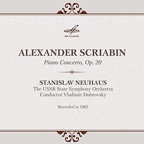 Stanislav Neuhaus, Victor Dubrovsky & Ussr State Symphony Orchestra