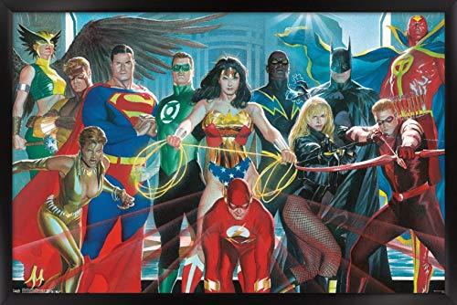 Trends International DC Comics-Justice League-Alex Ross-The...
