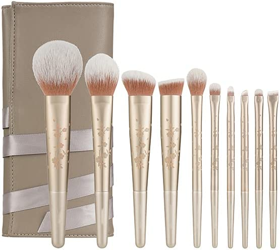 CJSWT Soft Direct stock discount Makeup Brush Sets Co Foundation Concealer Cheap super special price 14pcs