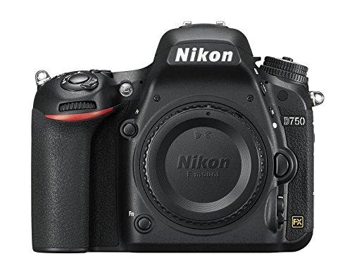 Nikon D750 Cuerpo de la cámara SLR 24,3 MP CMOS