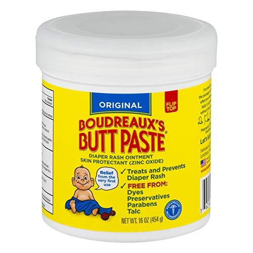 Boudreaux's Butt Paste Diaper Rash Ointment Now $3.91 (Was $8.49)
