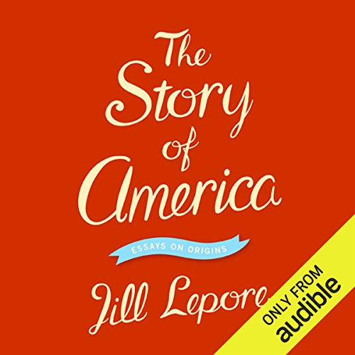 The Story of America audiobook cover art