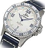 Xezo Men's Air Commando D-45 SSL Japanese-Automatic Dive Luxury Watch...