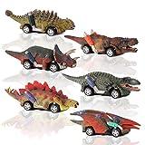 CUTOYOO Jouet Garcon 2-8 Ans,Cadeaux Garcon 2-8 Ans Dinosaure Enfant Jouet 2-8 Ans Fille Jouet Anniversaire 2-8 Ans Garcon Fille Cadeaux pour Fille 2-8 Ans Voiture Enfant 2 3 4 Ans