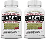 Diabetic Support Supplement - 28 VITAMINS Minerals & Herbs for Blood...