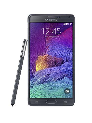 Samsung GALAXY Note 4 black EU