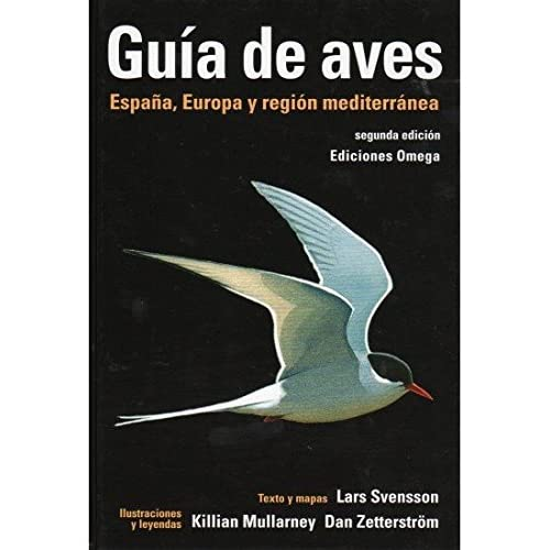 GUIA DE AVES 2ª EDICION (GUIAS DEL NATURALISTA-AVES): Amazon.es ...