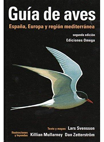 GUIA DE AVES 2ª EDICION (GUIAS DEL...