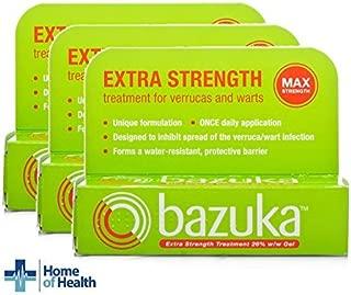 Bazuka Extra Strength Treatment Gel 6g **3 PACK DEAL** by Bazuka
