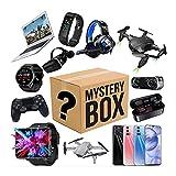 XUJIE Caja misteriosa,Caja de la Suerte,últimos teléfonos móviles, Drones, Relojes Inteligentes, purificadores de Aire, etc, Todo es Posible