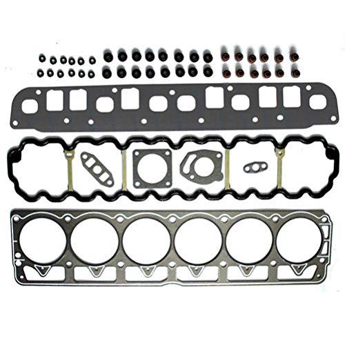 QUALINSIST Engine Sealing ReplA-Cement Part Head Gasket Sets for 1999-2006 J-eep Cherokee 4L J-eep Grand Cherokee 4L