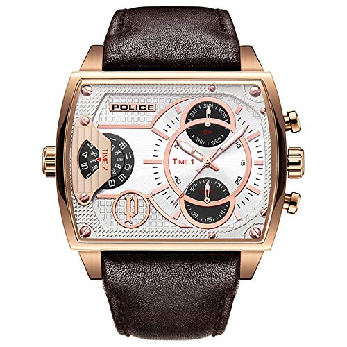 Police Rose Gold Men Watches