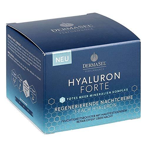 DERMASEL Totes Meer Hyaluron Forte Nachtcreme 50 ml