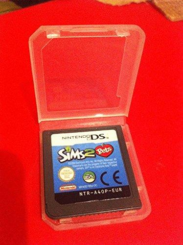 SIMS 2 MASCOTAS / Nintendo DS Juego EN ESPANOL Compatible Nintendo DS LITE-DSI-3DS-2DS-3DS XL-2DS XL ** ENTREGA 3/4 DÍAS LABORABLES + NÚMERO DE SEGUIMIENTO **