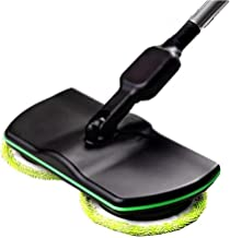 Electric Spin Mops,Cordless Effortless Floor Cleaner Household Cleaning Mop Auto Rotating Mop Polisher and Scrubber Cleani...