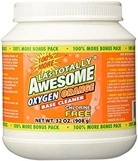 LA's Totally Awesome Oxygen ORANGE Base Cleaner, 32 oz. by Awesome Products