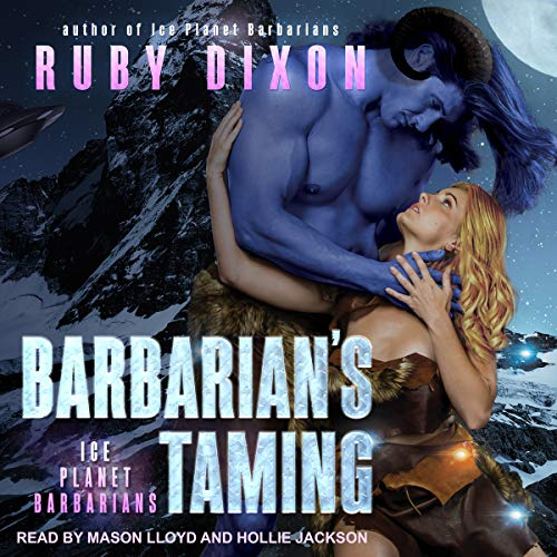 Couverture de Barbarian's Taming