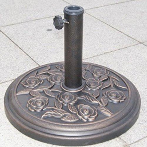 Greenfingers Rose Resina Base per ombrellone–9kg